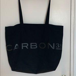 Black Carbon38 Tote!